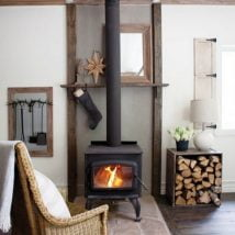 Diy Fireplace Designs 11 214x214 - 25+ Beautiful DIY Ideas For Your Fireplace
