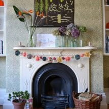 Diy Fireplace Designs 2 214x214 - 25+ Beautiful DIY Ideas for Your Fireplace