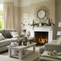 Diy Fireplace Designs 30 214x214 - 25+ Beautiful DIY Ideas For Your Fireplace