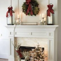 Diy Fireplace Designs 9 214x214 - 25+ Beautiful DIY Ideas For Your Fireplace