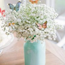 diy flower vases 11 214x214 - 30+ Chic DIY Vases As Pretty As The Flowers Themselves