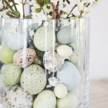 diy flower vases 7 214x214 - 30+ Chic DIY Vases As Pretty As The Flowers Themselves