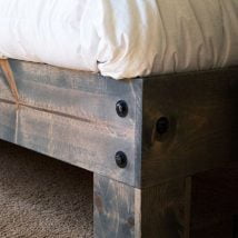 Authentic DIY Platform Beds Ideas 214x214 - DIY Platform Beds