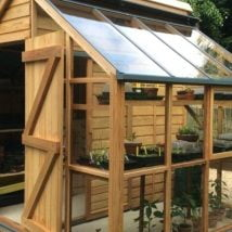 Best DIY Greenhouse Designs 214x214 - Easy tips of building DIY Greenhouse Plans?