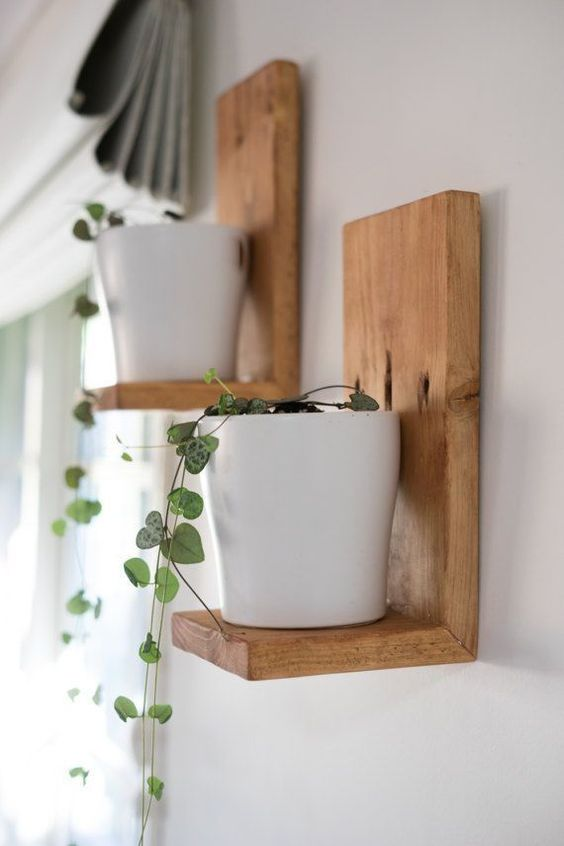 DIY Floating Shelves 1 - DIY Floating Shelves