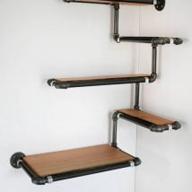 DIY Floating Shelves 2 214x214 - How Can You Make DIY Floating Shelves?