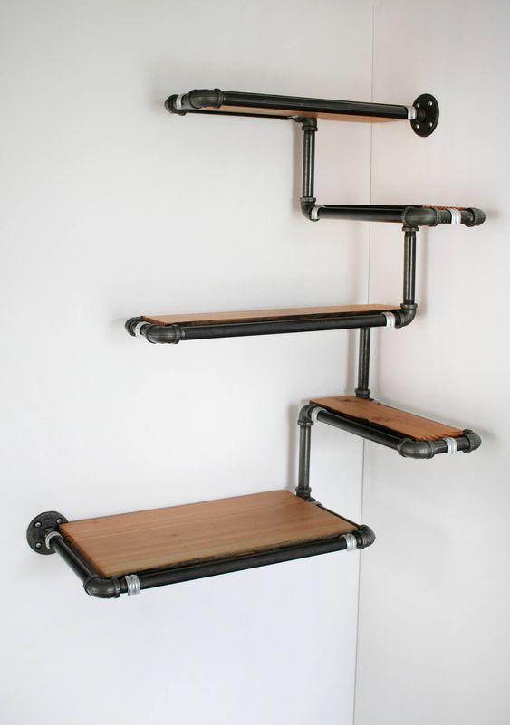 DIY Floating Shelves 2 - DIY Floating Shelves