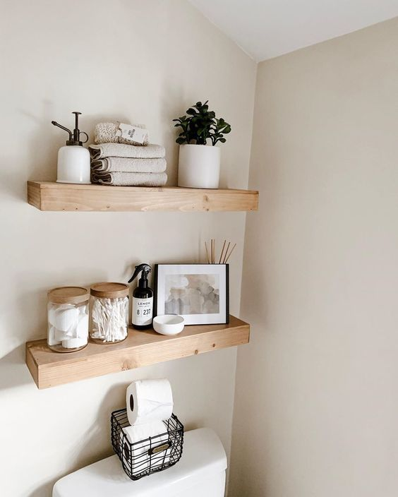 DIY Floating Shelves 3 - DIY Floating Shelves