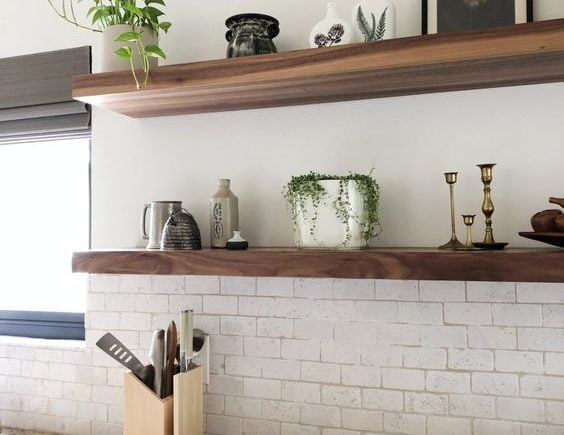 DIY Floating Shelves 4 564x435 - How Can You Make DIY Floating Shelves?