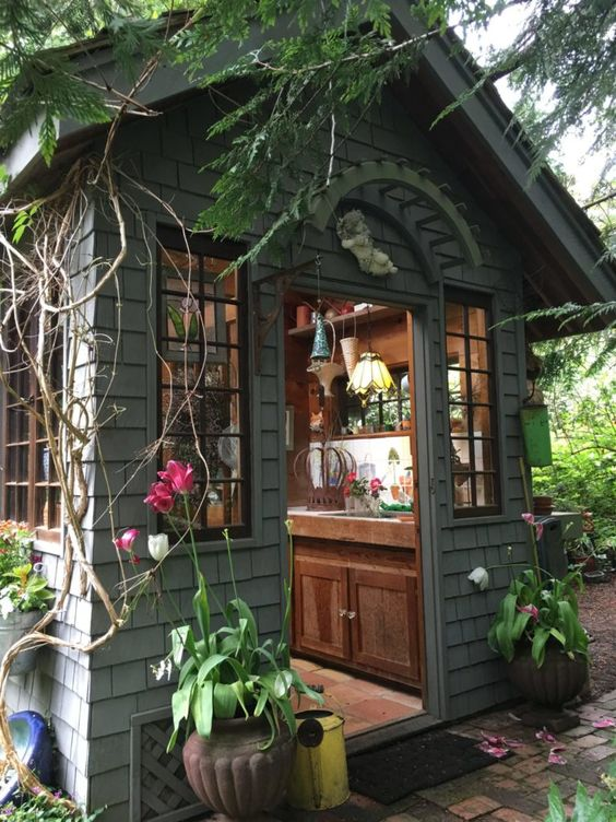 DIY Garden Sheds - DIY Garden Sheds