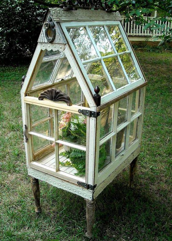 DIY Greenhouse Ideas - DIY Greenhouse Ideas