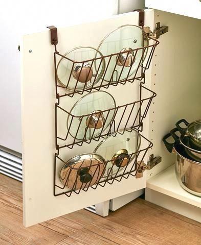 DIY Kitchen Organizer - DIY Kitchen Organizer