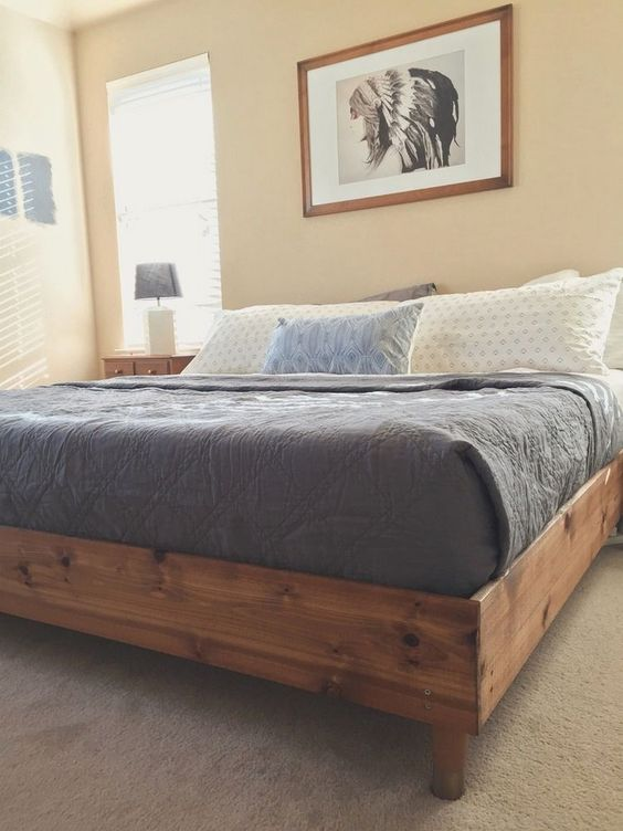 DIY Platform Beds Ideas - DIY Platform Beds Ideas