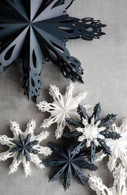 DIY Snowflakes 2 - DIY Snowflakes