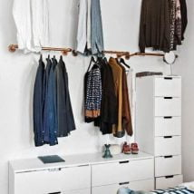 DIY Wardrobes Ideas 3 214x214 - Exciting DIY Wardrobes Ideas