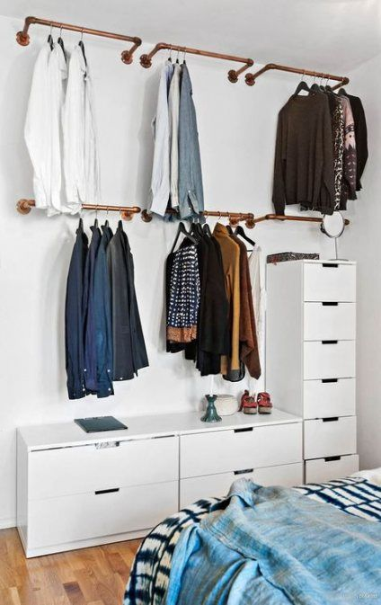 DIY Wardrobes Ideas 3 - Exciting DIY Wardrobes Ideas