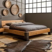 Different DIY Platform Beds Ideas 214x214 - DIY Platform Beds