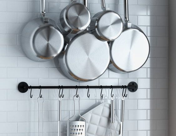 Excellent DIY Kitchen Organizer Ideas 563x435 - Excellent DIY Kitchen Organizer Ideas for Increasing Space