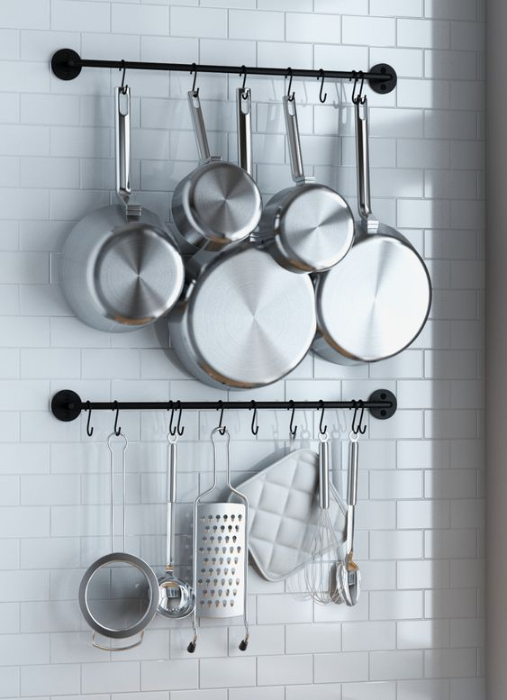 Excellent DIY Kitchen Organizer Ideas - Excellent DIY Kitchen Organizer Ideas